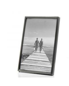 Van Ommen - Serie 304 - fotolijst - 5x8 - mat zilver