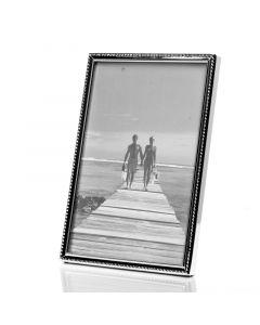 Van Ommen - Serie 304 - fotolijst - 5x8 - zilver