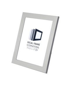 Decalframe - DHT559 - fotolijst - voor 15x15 - wit hout