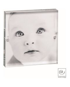 Mascagni - M215 - fotolijst - voor 15x15 - plexiglas