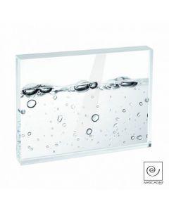 Mascagni - M215 - fotolijst - voor 20x25 - plexiglas
