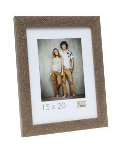 Deknudt - S41VG3 - fotolijst - voor 10x15 - goudkleurig met glittereffect
