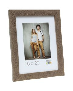 Deknudt - S41VG3 - fotolijst - voor 18x24 - goudkleurig met glittereffect