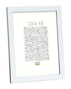 Deknudt - S43AL1 - fotolijst - voor 10x15 - zwart/wit