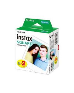 FUJIFILM Instax Square Dubbelpak - 20 foto's