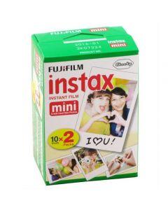 FUJIFILM Instax Mini Dubbel Pack (2x 10 foto's)