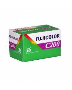 Fuji Fujicolor ISO C200 kleurenfilm, 36 opnames