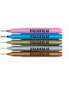 Fujifilm Instax metalic pennen set, 5 stuks