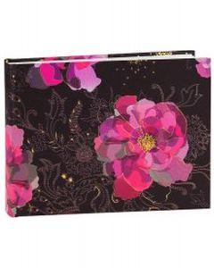 Goldbuch - Midnight Rose - gedecoreerd fotoalbum - witte bladen - 16x22cm