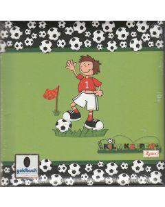 Goldbuch - Kinderalbum - 'Kily Keeper' - meerkleurig - witte bladen - 30x31cm