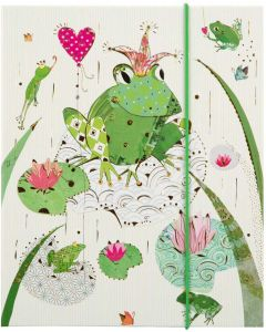 Goldbuch - Frog - leporello kinderalbum - meerkleurig - 10 foto's - 15,5x19cm