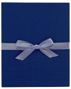 Goldbuch - Summertime Classic - leporello fotoalbum - blauw - 10 foto's - 15,5x19cm