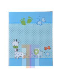 Henzo - Baby Moments - inschuifalbum - meerkleurig - voor 10x15cm