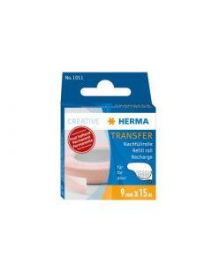 Navulverpakking voor de Herma non-permanent tape runner, 15 meter