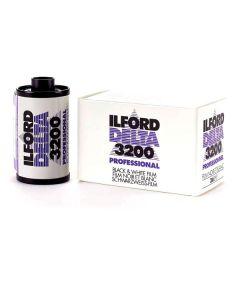Ilford Delta ISO 3200 Professional zwart-witfilm, 36 opnames