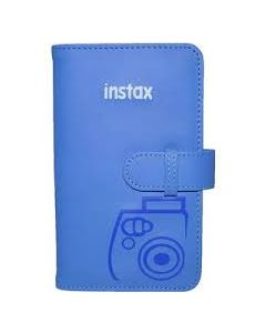 Fujifilm Instax - mini - Inschuifalbum - blauw - voor instax mini - 20,5x10cm