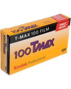 Kodak Professional ISO 100 Tmax zwart-witfilm, 120 spoel 5-pak