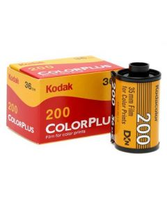 Kodak ColorPlus ISO 200 kleurenfilm, 36 opnames