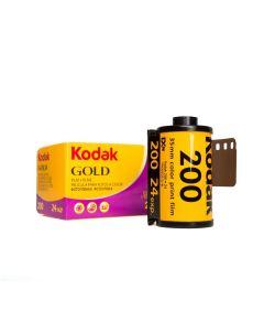 Kodak Gold ISO 200 kleurenfilm, 24 opnames