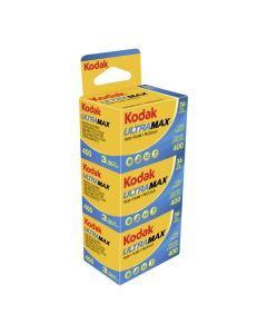 Kodak UltraMax - Multipack - 3x 135/36 - ISO 400