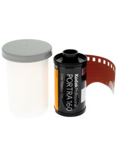 Kodak Professional Portra 160 ISO kleurenfilm, 36 opnames