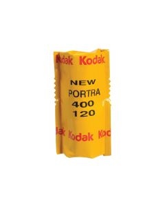 Kodak Professional Portra 400 ISO kleurenfilm, 120 spoel