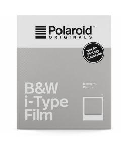Polaroid Black and White Instant Film i-Type - 8 foto's
