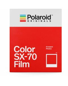 Polaroid Color Instant Film SX-70 - 8 foto's