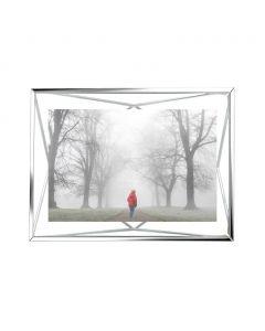 Umbra - Prisma - fotolijst - voor 10x15 - zilverkleurig - 15x20cm