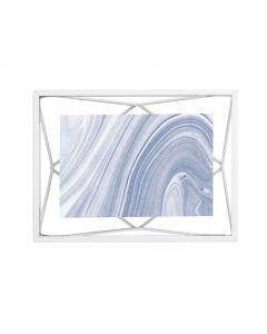 Umbra - Prisma - fotolijst - voor 10x15 - wit - 15x20cm