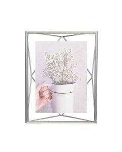 Umbra - Prisma - fotolijst - voor 13x18 - zilverkleurig - 22,9x17,8cm