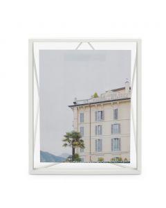 Umbra - Prisma - fotolijst - voor 20x25 - wit - 25,4x30,5cm