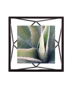 Umbra - Prisma - fotolijst - voor 10x10 - zwart - 15,3x15,3