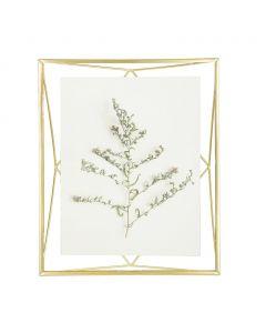 Umbra - Prisma - fotolijst - voor 20x25 - goudkleurig - 25,4x30,5cm