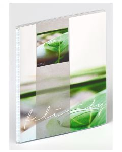 Walther - Felicity - inschuifalbum - groen - voor 11,5x15,5cm
