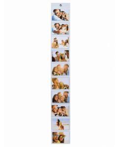 Walther fotogordijn voor 10 x 10/15 foto's
