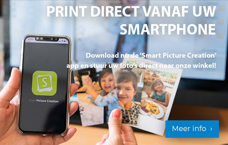 Printen vanaf uw Smartphone