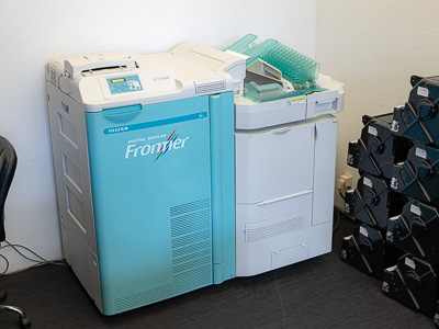 Print-inn Fujifilm Frontier printer
